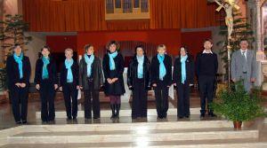 Il Coro femminile San Giacomo